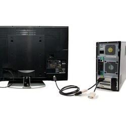 C2G 6ft Computer to TV Cable