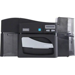 Fargo DTC4500E Double Sided Dye Sublimation/Thermal Transfer Printer