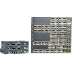 Cisco Catalyst 2960+24PC-S Ethernet Switch