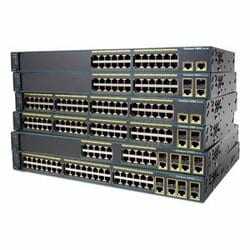 Cisco Catalyst 2960-48TC Ethernet Switch