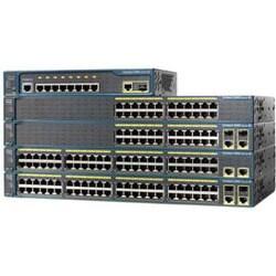 Cisco Catalyst 2960-48PST-L Ethernet Switch