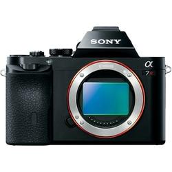 Sony Alpha a7R Mirrorless Digital Camera Body