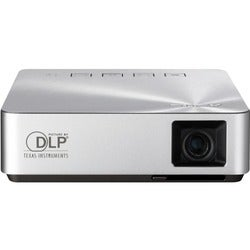 Asus S1 DLP Projector - 480p - EDTV - 4:3