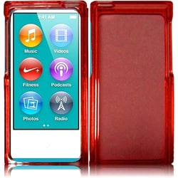 INSTEN Honey iPod Case Cover for Apple iPod Nano 7