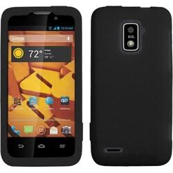 INSTEN Black Phone Case Cover for ZTE N9510 Warp 4G
