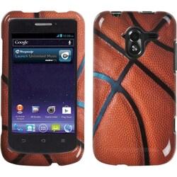 INSTEN Black Phone Case Cover for ZTE N9120 / Avid 4G