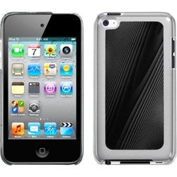 INSTEN Black/ Cosmo iPod Case Cover for Apple iPod touch 4