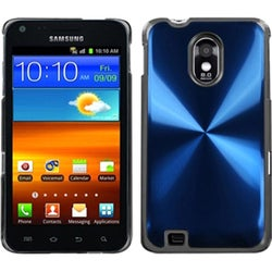 INSTEN Blue/ Cosmo Phone Case Cover for Samsung D710 Epic 4G Touch/ R760 4G