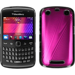 INSTEN Hot Pink/ Cosmo Phone Case Cover for Blackberry Curve 9360/ 9350/ 9370