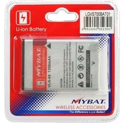 INSTEN Li-ion Battery for LG VS700 Enlighten/ Gelato Q LS855 Marquee