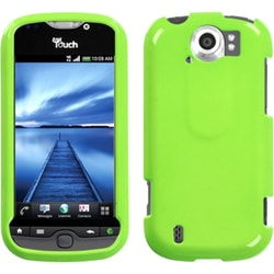 INSTEN Natural Pearl Green Phone Case Cover for HTC myTouch 4G Slide