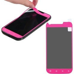 INSTEN Pink Coating Screen Protector for Samsung T989 Galaxy S2