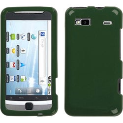 INSTEN Solid forest Green Phone Case Cover for HTC G2 Vision