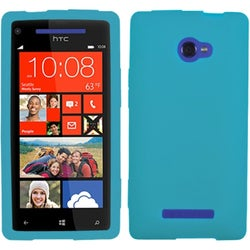 INSTEN Tropical Teal Phone Case Cover for HTC Windows Phone 8X