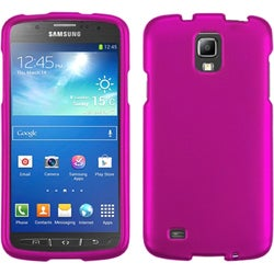 INSTEN Titanium Solid Hot Pink Phone Case Cover for Samsung i537 Galaxy S4 Active