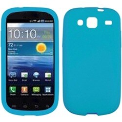 INSTEN Tropical Teal Phone Case Cover for Samsung I425 Galaxy Stratosphere III