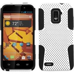 INSTEN White/ Black Astronoot Phone Case Cover for ZTE N9510 Warp 4G