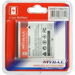 INSTEN Li-Ion Battery for Samsung Galaxy S2 Epic 4G Touch SPH-D710 Sprint