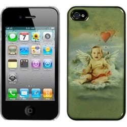INSTEN Cupid Dream Phone Case Cover for Apple iPhone 4S/ 4