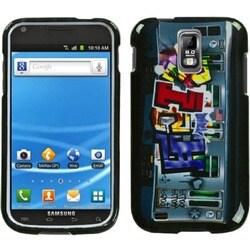 INSTEN Money Talks Hard Plastic Phone Case Cover for Samsung Galaxy S II T989 Hercules