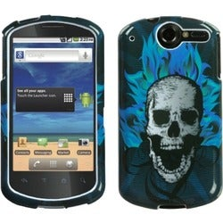 INSTEN Dark Evil Phone Case Cover for Huawei U8800 Impulse 4G