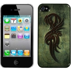INSTEN Rune of Power Dream Back Phone Case Cover for Apple iPhone 4S/ 4