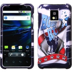 INSTEN Home Run Phone Case Cover for LG P999 G2X