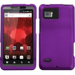 INSTEN Grape Phone Case Cover for Motorola XT875 Droid Bionic
