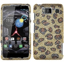 INSTEN Phone Case Cover for Motorola XT926W Droid Razr HD