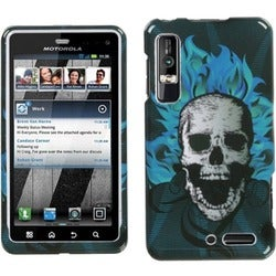 INSTEN Dark Evil Phone Case Cover for Motorola XT862 Droid 3
