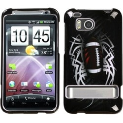 INSTEN Football Phone Case Cover for HTC ADR6400 Thunderbolt