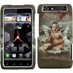 INSTEN Cupid Phone Case Cover for Motorola XT912 Droid Razr