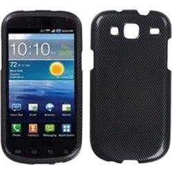 INSTEN Carbon Fiber Phone Case Cover for Samsung I425 Galaxy Stratosphere III