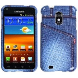 INSTEN Phone Case Cover for Samsung R760 Galaxy S II 4G/ D710 Epic 4G Touch