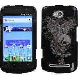 INSTEN Skull Wing Phone Case Cover for CoolPad 5860E Quattro 4G