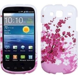 INSTEN Spring Flowers Phone Case Cover for Samsung I425 Galaxy Stratosphere III
