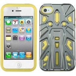 INSTEN Hybrid Zenobots Phone Case Cover for Apple iPhone 4S/ 4