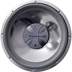 """BrandX XXL15 15"""" 1500W Dual Voice Coil Competition Subwoofer"""