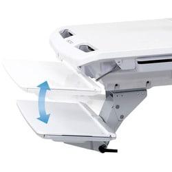 Ergotron Mounting Arm for Keyboard, Cart