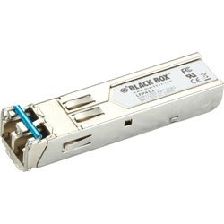 Black Box SFP, 1250-Mbps Fiber with Extended Diagnostics, 1310-nm Sin