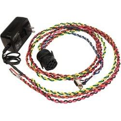 Digi WVA Development Cable, US AC Power Supply and 9 Pin Deutch Conne