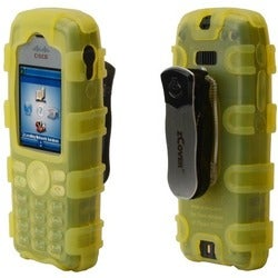zCover Dock-in-Case Carrying Case for IP Phone - Yellow