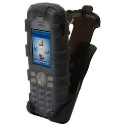zCover gloveOne Carrying Case (Holster) for IP Phone - Gray