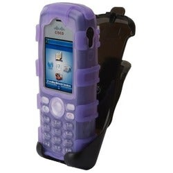 zCover gloveOne Carrying Case (Holster) for IP Phone - Purple