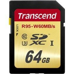 Transcend 64 GB SDXC