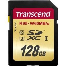 Transcend 128 GB SDXC