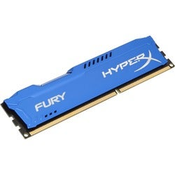Kingston HyperX Fury Memory Blue - 8GB Module - DDR3 1600MHz