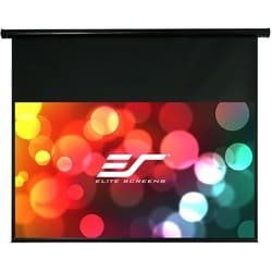 Elite Screens ST120UWH-E14 Starling Ceiling/Wall Mount Electric Proje