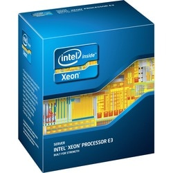 Intel Xeon E3-1231 v3 Quad-core (4 Core) 3.40 GHz Processor - Socket
