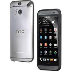 PureGear Slim Shell Case for The new HTC One